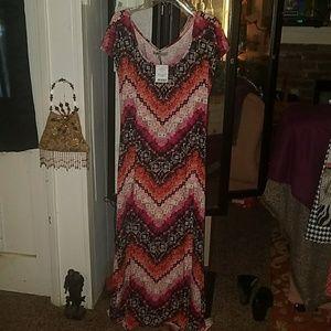 Dresses & Skirts - Brand new maxi dress 2x